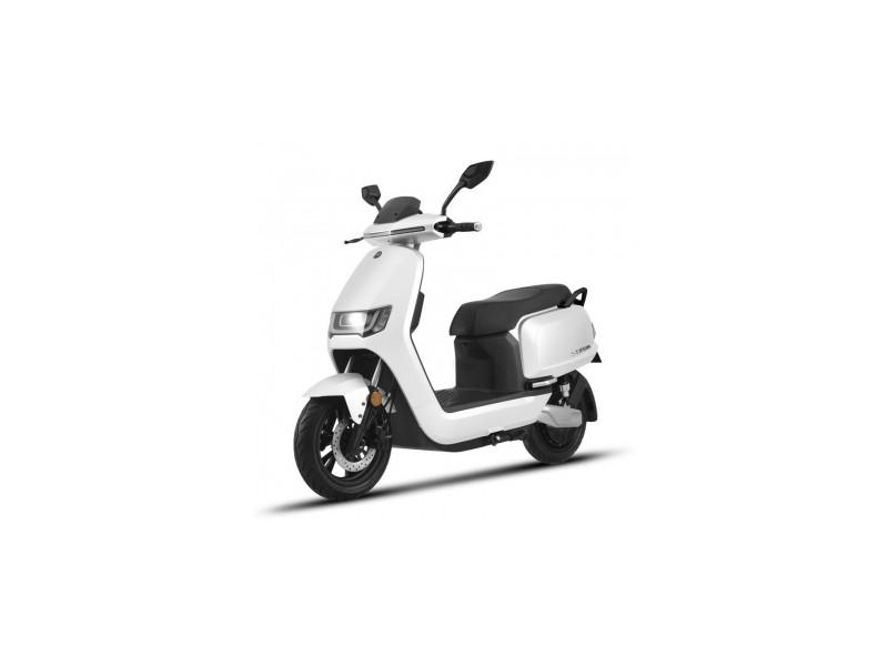 ROBO-S, 4000 Watt, Elektro-Roller mit Straßenzulassung, 80 km/h, 2 herausnehmbare Lithium-Akkus