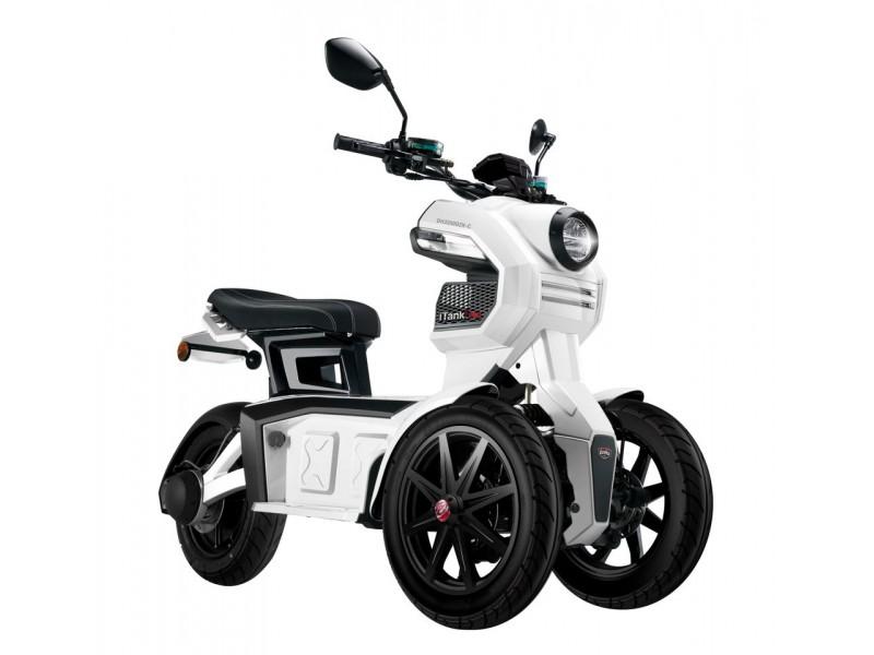 Doohan iTank Elektro-Trike...