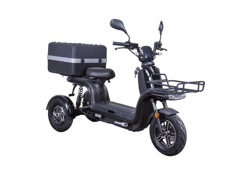 »Express« Bosch, E-Trike, 45 km/h, 2 x 800 W