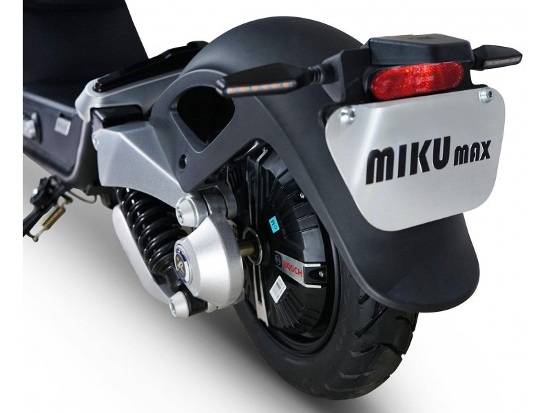 »Miku Max 25« White