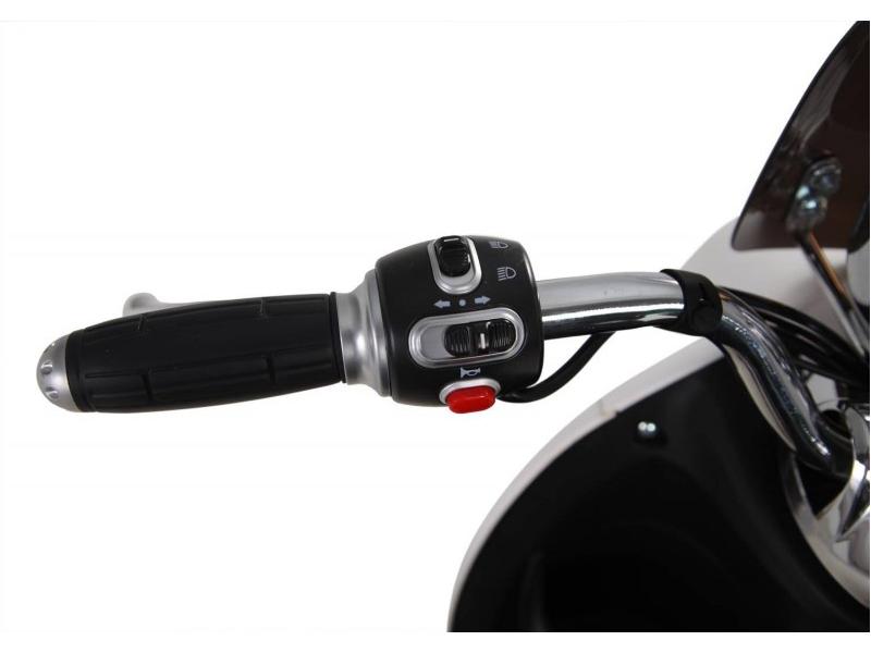 »Ella 25« Elektroroller 25 km/h, ohne Führerschein, Lithium-Akku