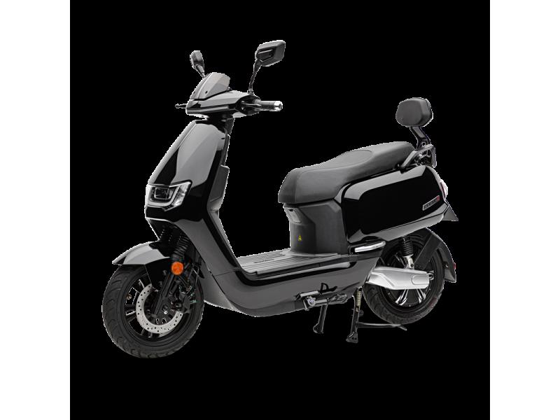 »ROBO 80« Elektro-Motorroller L3e, 80 km/h, 2 herausnehmbare Lithium-Akkus