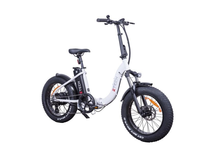 »FATBIKE« 500 Watt, faltbares E-Bike, Li-Ionen Akku
