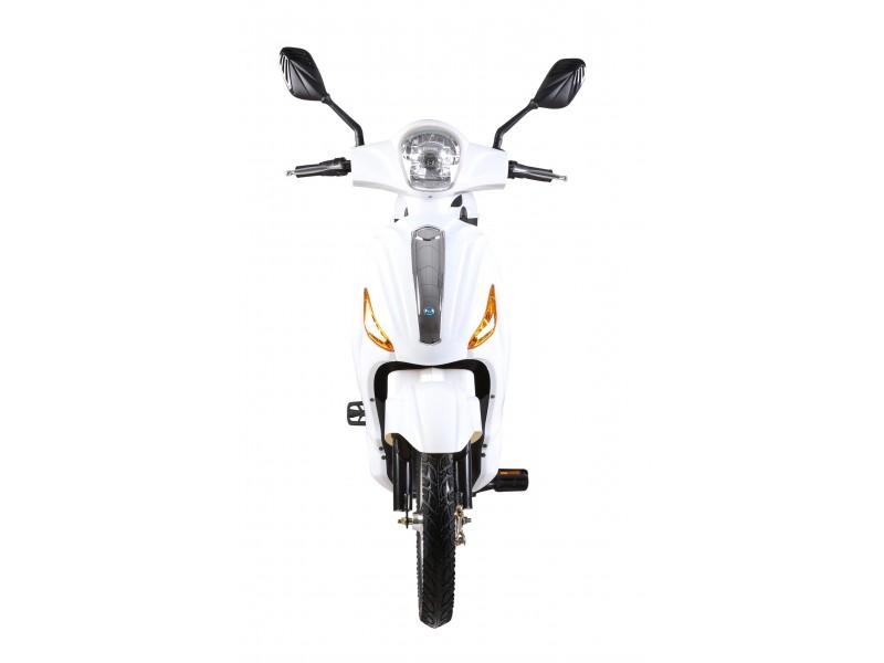 »Luxus« 25 km/h, Lithium Elektro Scooter, LED, ohne Führerschein
