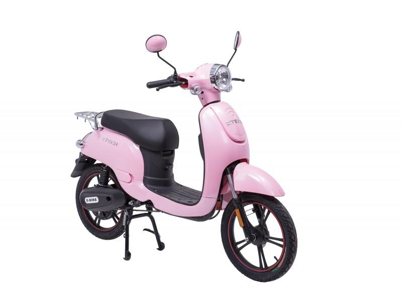 """""""GLORIA - White Edition"""" Elektro-Roller als Fahrrad gewertet"""