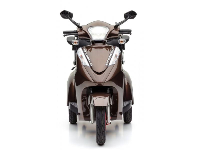 ECONELO Elektromobil »S1000«,  25 km/h - Braun