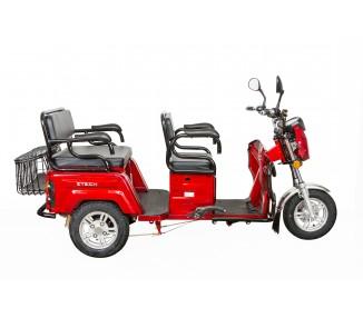 Z-TECH Trike - E-Dreirad - 3 Personen
