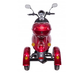 Z-TECH - E-Trike 25 km/h