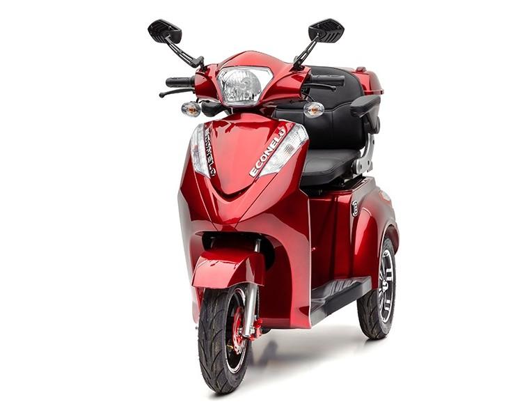 ECONELO Elektromobil »S1000«,  25 km/h - Rot