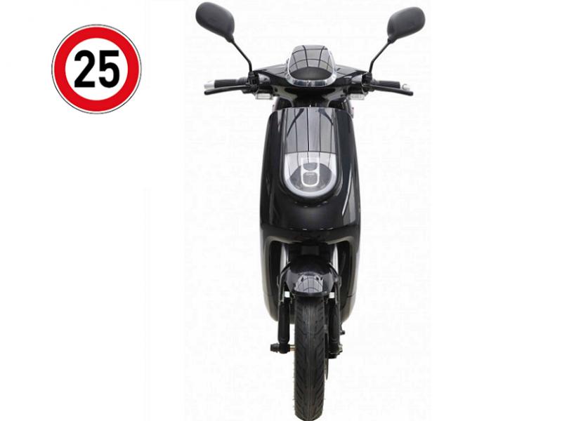 »Scoody« E-Scooter 25 km/h, Lithium, LED, ohne Führerschein