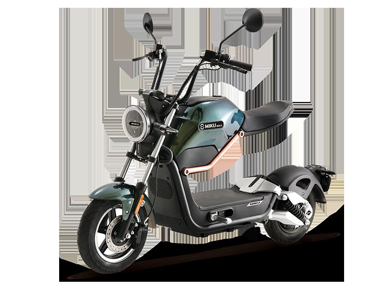 Miku Max 25 km/h Bosch Elektro-Motor
