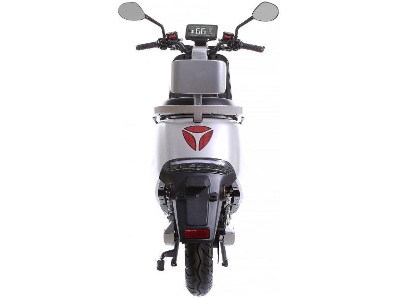 »Yadea G5« E-Moped, Farbe Weiß