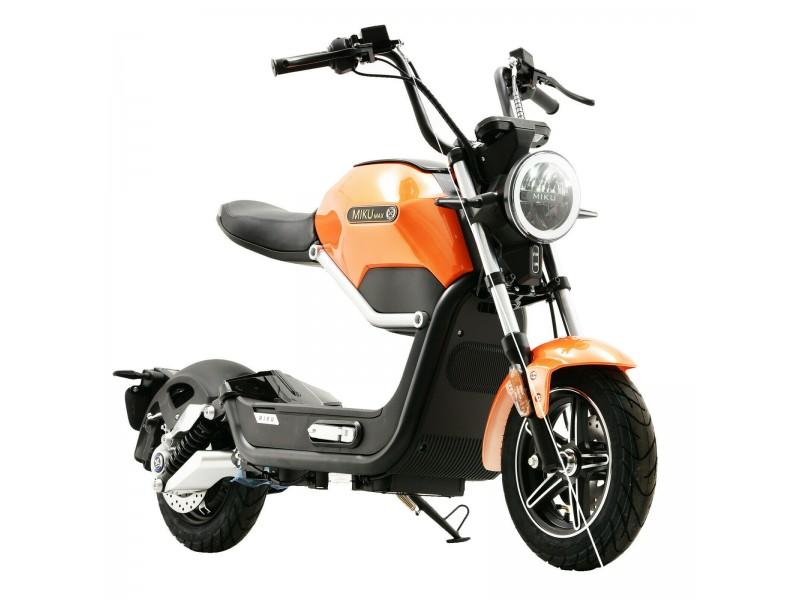 Miku Max 45 km/h E-Roller »ORIGINAL Miku Max«, 800 W