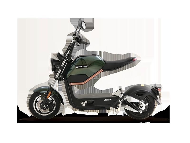 Miku Max 45 km/h E-Roller...