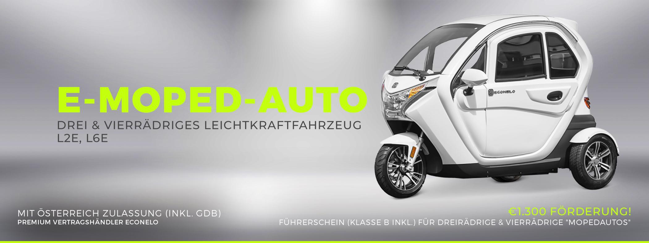 E-Moped-Auto