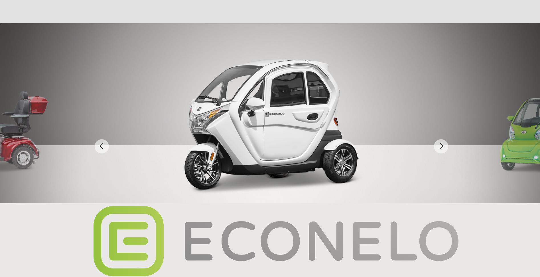 ECONELO Elektromobile für Senioren